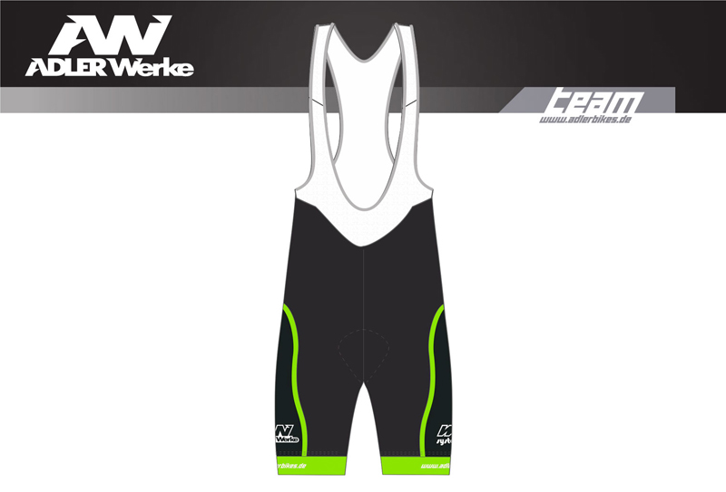 ADLER Team Bib-Short