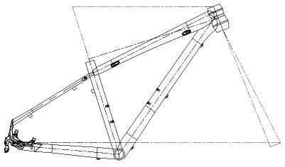 EVO III frame geometry